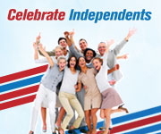 Celebrate independents