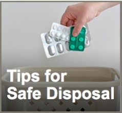safe disposal tips
